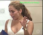 Cissa Guimarães sensual na serie Malhação