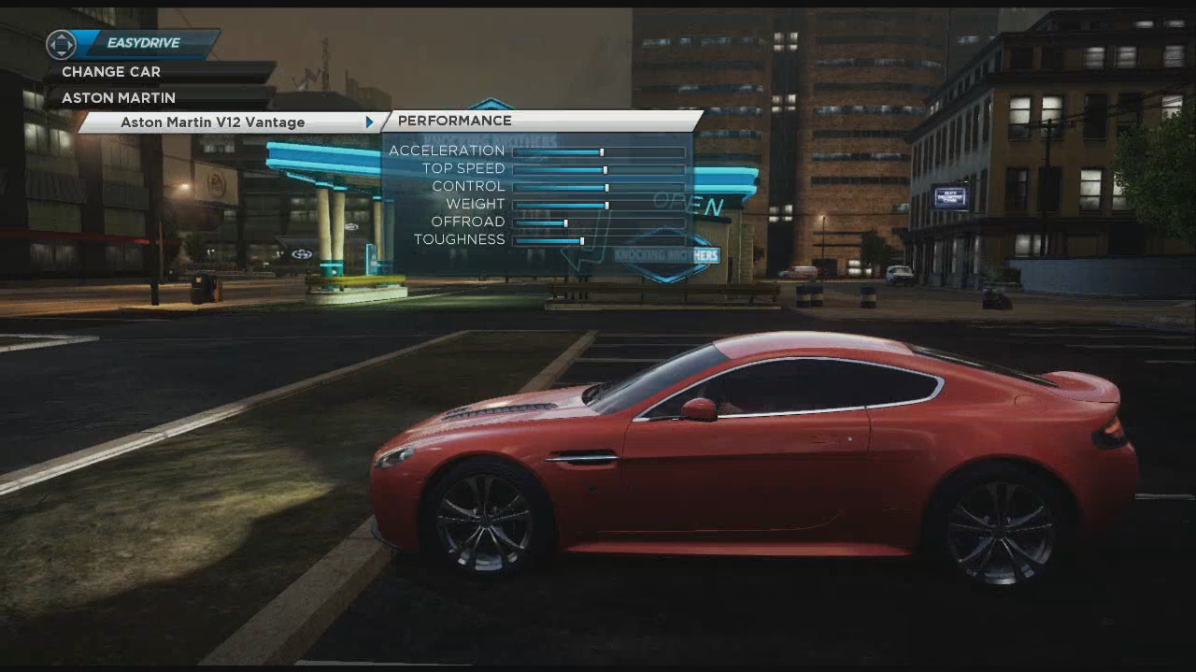 Aston Martin V12 Vantage Need For Speed Most Wanted 2 Wiki Guide Ign