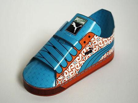 PUMA Paperkraft Sneaker