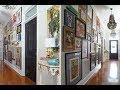 home decorating ideas hallways