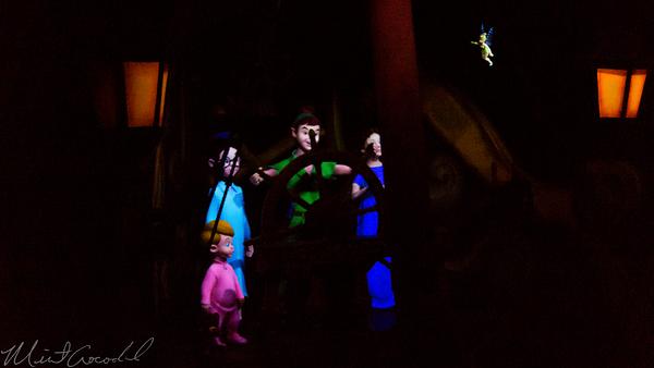 Disneyland Resort, Disneyland60, Disneyland, Fantasyland, Peter, Pan, Flight