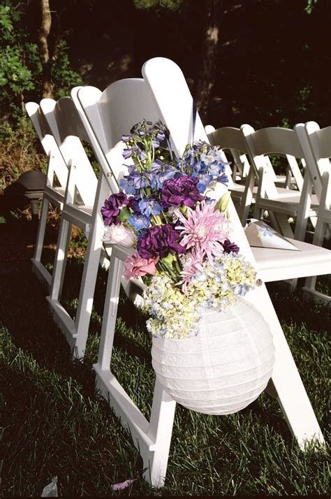Photo via   DIY Weddings   Battery Powered   Wedding
