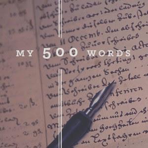 My 500 Words Widget