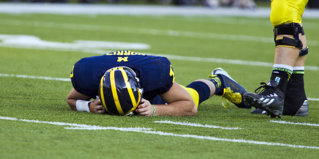College Athletes Often Become Depressed Just Days After ...