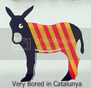 Very Bored in Catalunya