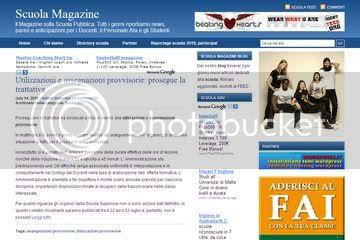 Scuola Magazine