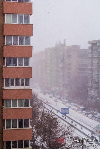 Saturday morning in Bucharest by Daniel Mihai