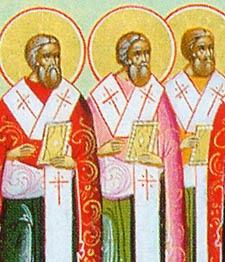 St Barses, Eulogius and Protogenes