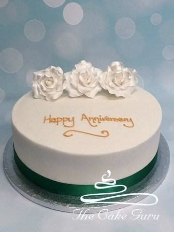 "Anniversary Cakes ? Tagged ""Flowers"" ? The Cake Guru"