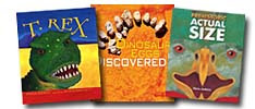 Books on Dinosaurs