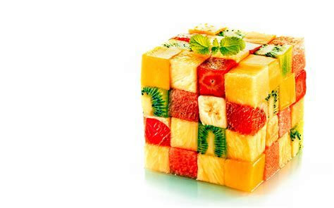 CREATIVE [17] fruity cube [ 27november2014thursday