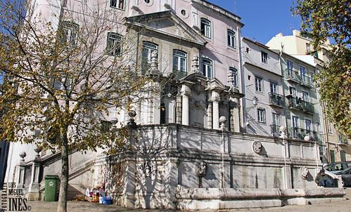 Chafariz da Esperança, Lisboa by Luís Miguel Inês | Fotografia