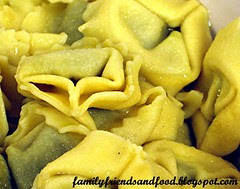 Artichoke Tortellini