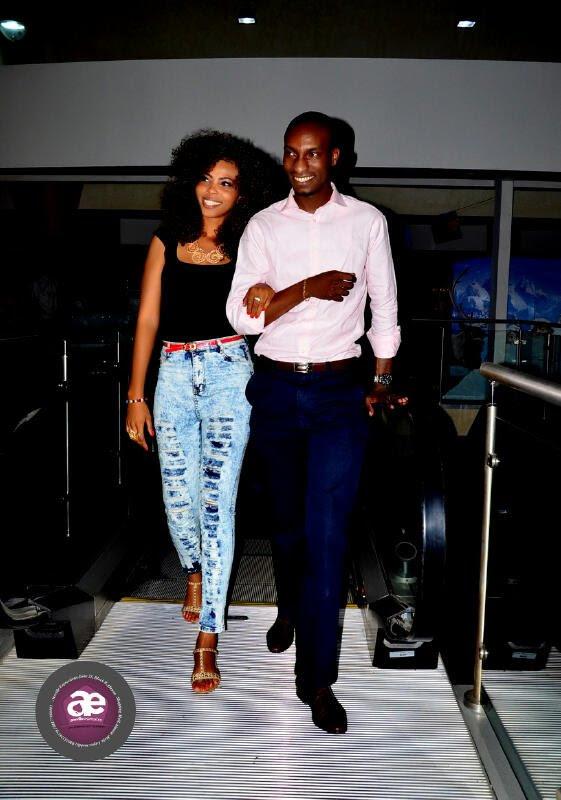 Ayomipo Opafuye and Kore Brown Proposal 2
