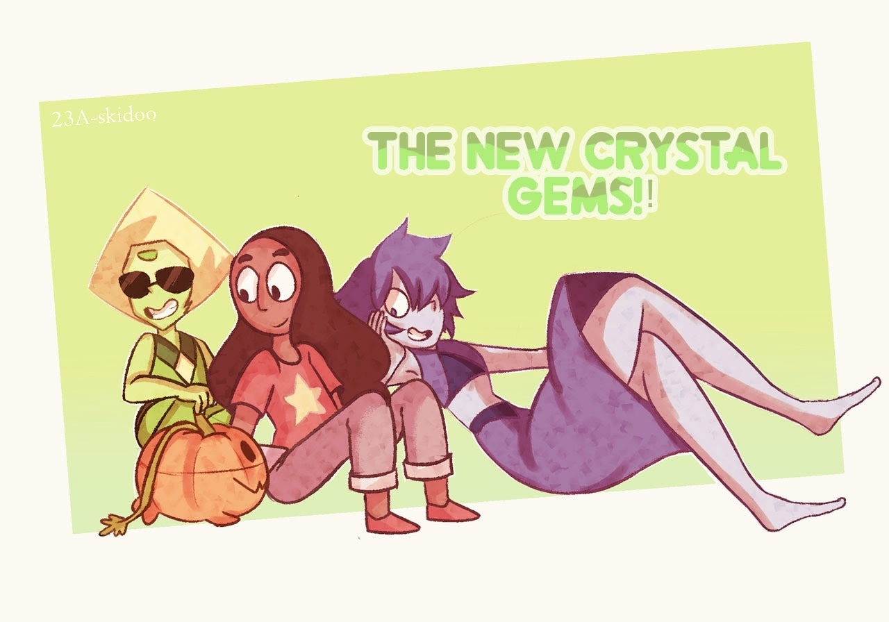 The New Crystal Clods.  I can't wait for this episode.