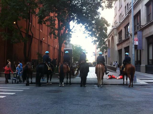 Occupy Wall Street: Washington Square Park