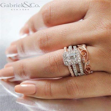 2016 Engagement Ring Trends   Raymond Lee Jewelers