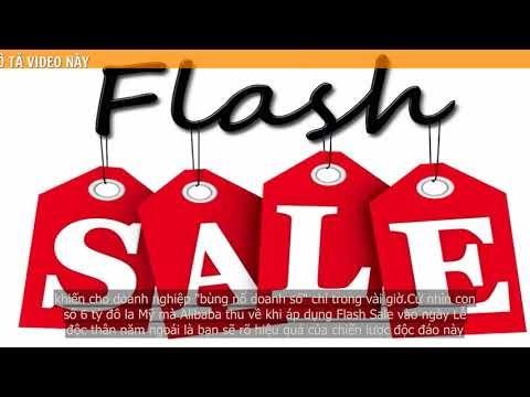 Flash sales là gì? Tại sao chúng ta hay thích mua hàng từ các chương trì...