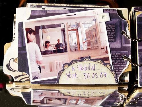 Minibook - 'Reflections'