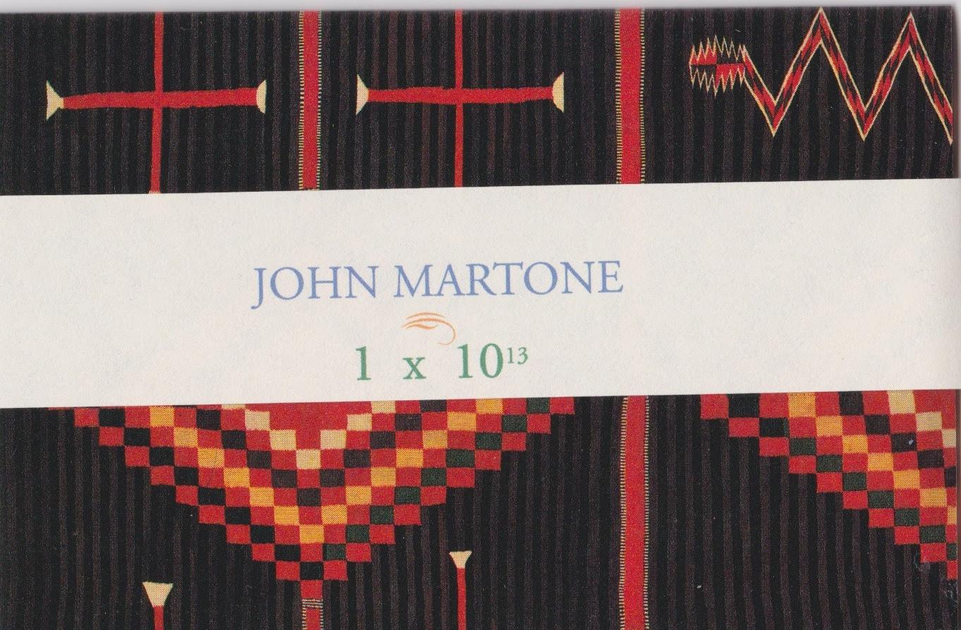 john martone 2012