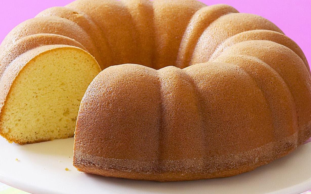 Vanilla cake recipe | FOOD TO LOVE