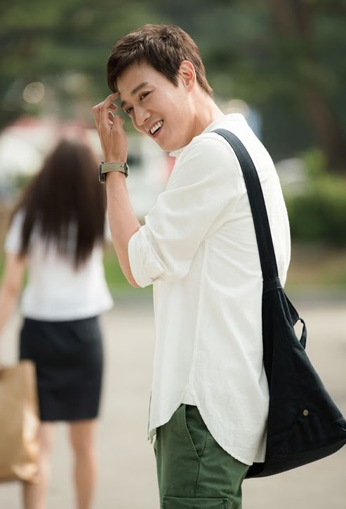 Kim Rae Won habla sobre su última novia y la química que tuvo con Park Shin Hye