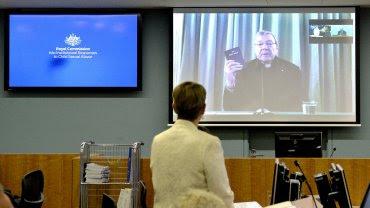 George Pell prestó declaración desde Roma ante la Comisión Real que investiga abuso a menores en Australia