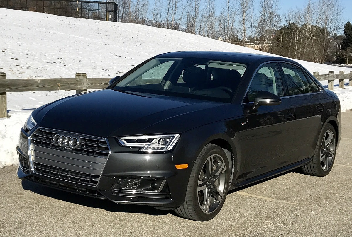 2017 Audi A4 Prestige Review