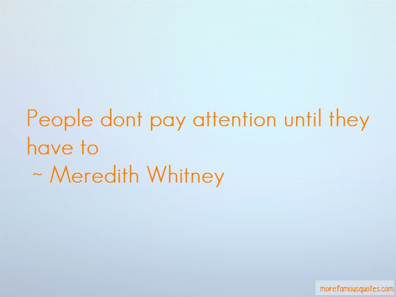 Dont Pay Attention To Me Quotes Top 2 Quotes About Dont Pay