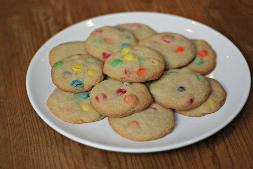 Reds Ultimate M&M Cookies