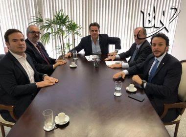 João Leão é convidado para ser ministro da Saúde; posse tiraria ele da disputa de 2018