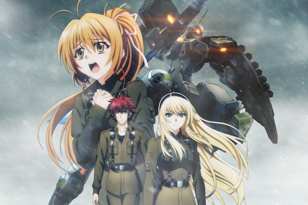 Schwarzesmarken Anime Posts New Video, January 10 Premiere, Ending Theme Singers