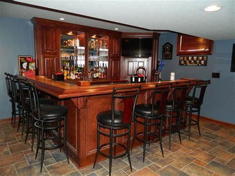 cool basement bar ideas  inspiration enhancedhomesorg