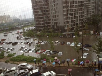 Banjir China