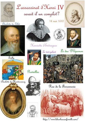 AAAAAAAAAAAAAAfiche l'assassinat d'Henri IV est il un complot