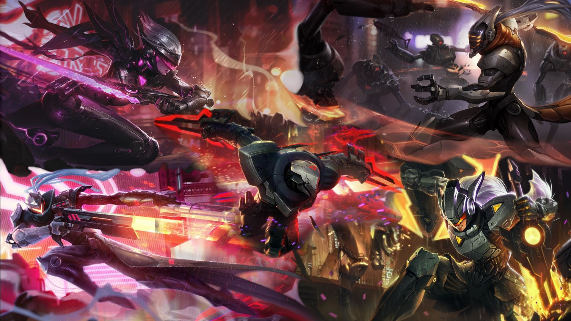 League Of Legends Project Wallpaper 84 Images