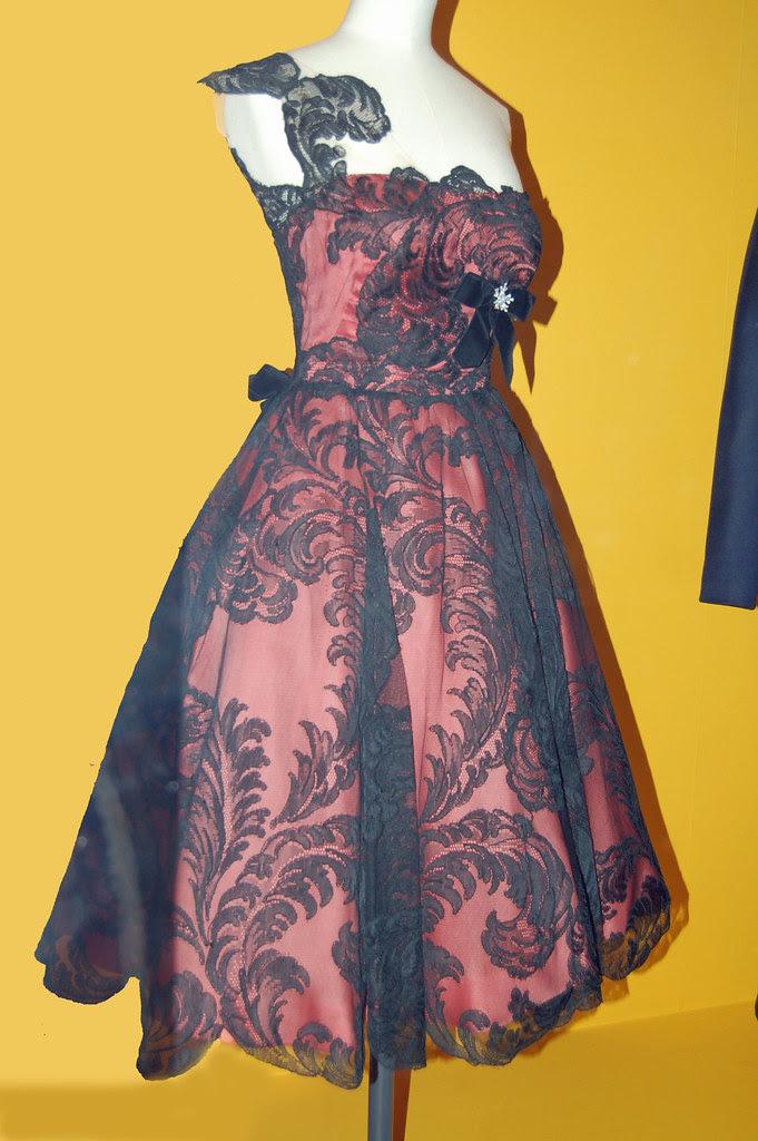 Worth dress