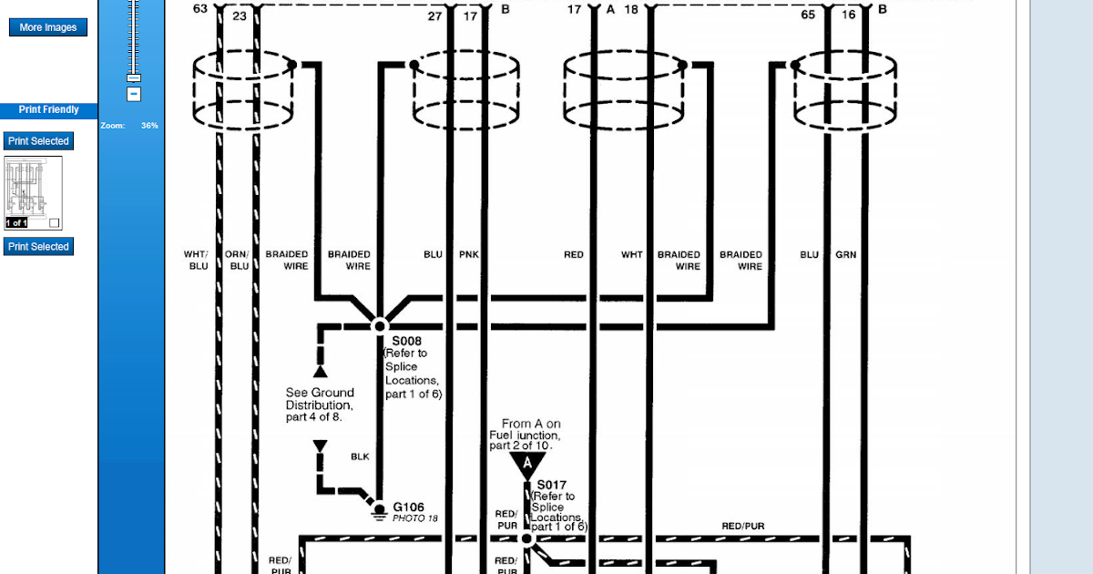 Wiring Diagram For A 2000 Honda Passport