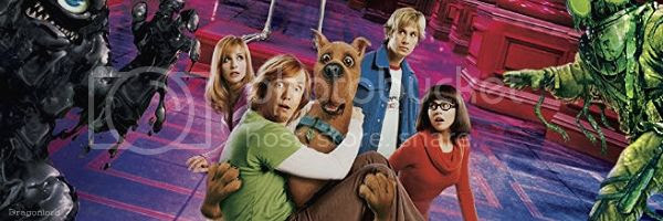 Image result for scooby doo 600x200
