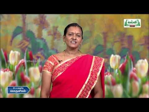 12th  Economics நுகர்வு மற்றும் முதலீடு சார்புகள் Kalvi TV