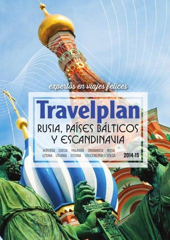 Travelplan Folleto Rusia 2014