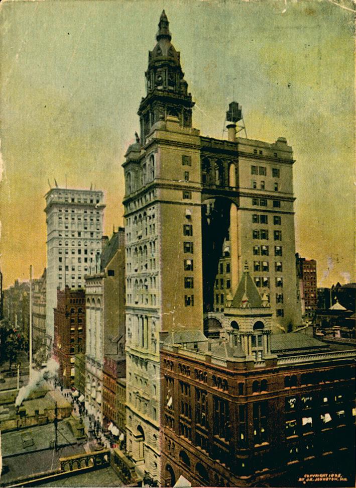 Manhattan Life Insurance Building