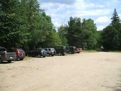 Little Tupper Lake Canoe Trip - Lake Lila Sidetrip