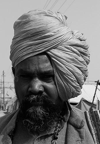 The Naga Sadu Guru Juna Akhada Maha Kumbh by firoze shakir photographerno1