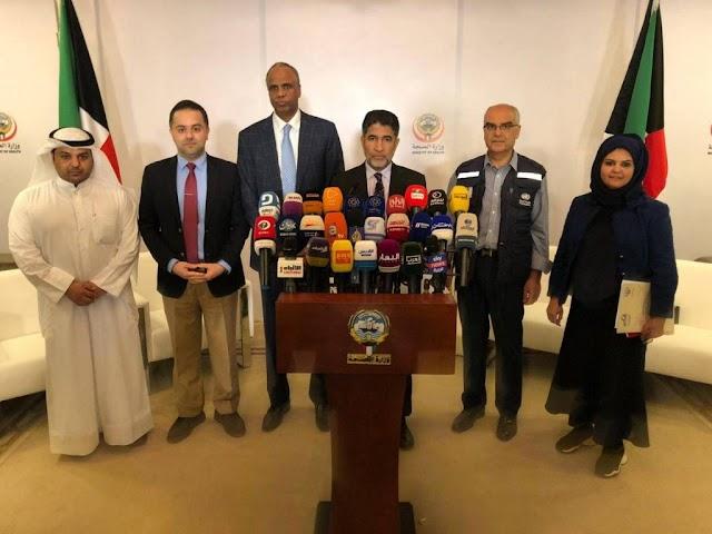«الصحة» العالمية تشيد بالإجراءات الكويتية في مواجهة كورونا