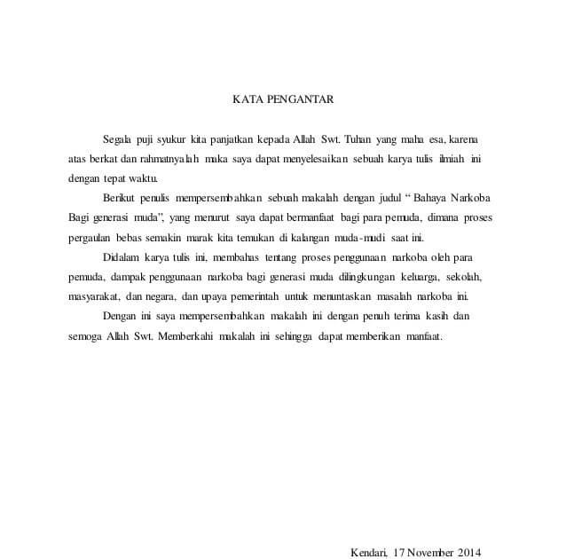 Contoh Laporan Pkl Dalam Bahasa Inggris Kumpulan Contoh Laporan