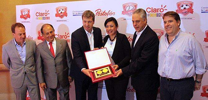 Alcaldía y alianza empresarial por el deporte buscan consolidar mejor sociedad