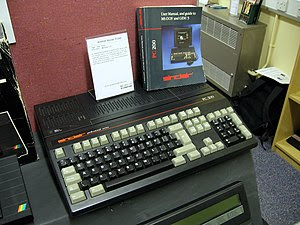 Amstrad Sinclair PC200 Personal Computer