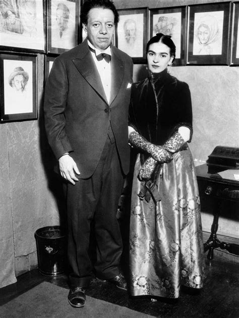 Frida Kahlo and Diego Rivera's Mexico City   SFGate