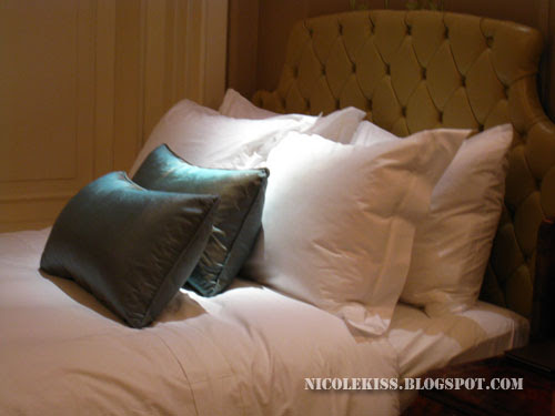 pillow overload